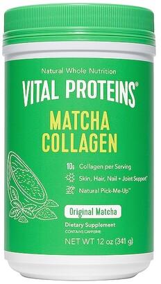 Vital Proteins Matcha Collagen Peptides
