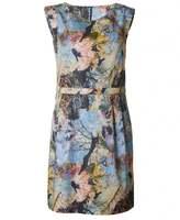 BOSS ORANGE Aday All Over Printed Dress