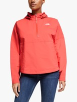 The North Face Arque FUTURELIGHT Women's Waterproof Anorak, Cayenne Red