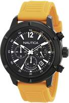 Nautica Men's N18711G Stainless Steel Watch