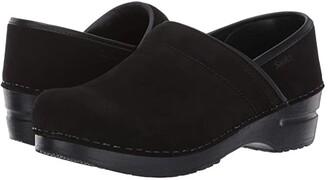 Sanita Nina (Black) Women's Shoes
