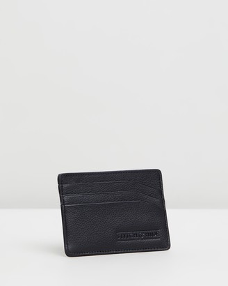 Stitch & Hide - Women's Black Card Holders - Alice Cardholder - Size One Size at The Iconic
