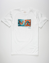 RVCA Land Sea Mens T-Shirt