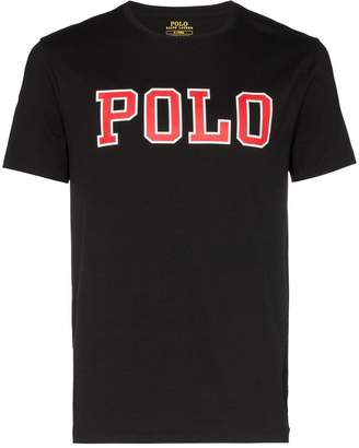 Polo Ralph Lauren logo printed T-shirt