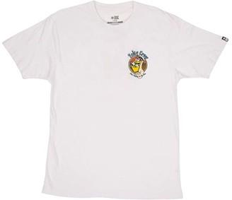 Salty Crew Frothing Premium Short Sleeve Tee (White) Men's Clothing
