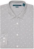 Perry Ellis Scatter Dot Print Shirt