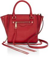 Rebecca Minkoff Side Zip Bag Mini Regan Tote