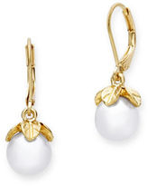 lonna & lilly Faux Pearl Drop Earrings