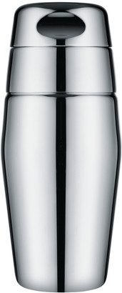 Alessi Mirror Polished Stainless Steel Cocktail Shaker - stainless steel