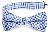 Nordstrom Boy's Neat Cotton Bow Tie