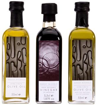 Harvey Nichols Two Oils & Vinegar Minis Gift Set 3 X 55ml