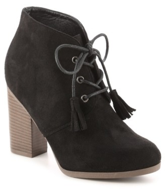 Journee Collection Wen Bootie