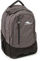 High Sierra NEW Fooser Mercury & Black Backpack