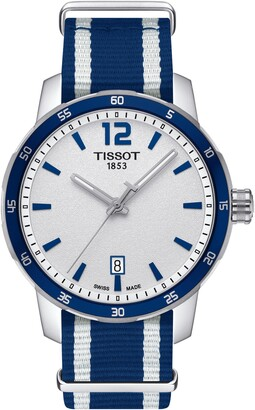 Tissot Men's Quickster NATO Strap Watch, 40mm