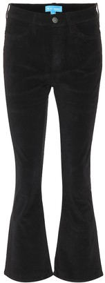 MiH Jeans Marty high-rise flared jeans