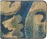 Dries Van Noten Printed Canvas Billfold Wallet