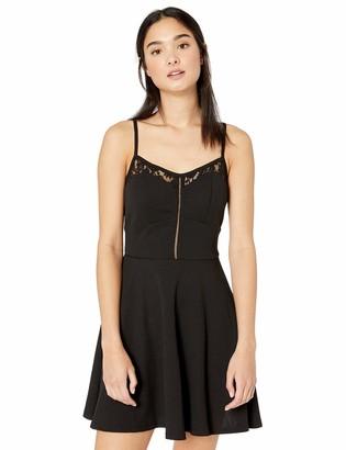 Speechless Womens Slip Dress