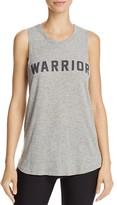 Spiritual Gangster Warrior Arch Muscle Tank
