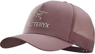 Arc'teryx Logo Trucker Hat (Inertia) Caps