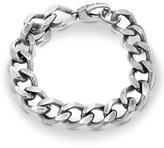 Steve Madden Men's 'Classic' Curb Chain Bracelet