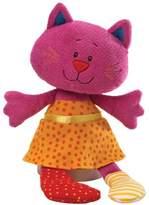 Gund Sock Hop Missy Meow Rattle 35.5cm