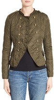 Burberry Women's Boscastle Quilted Military Jacket
