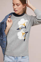 Brochu Walker The Fell Embroidered Pullover