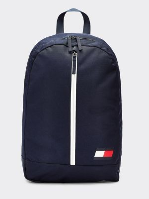 Tommy Hilfiger Tommy Sport Flag Patch Backpack