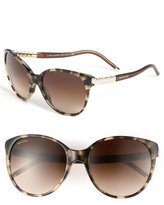 BVLGARI 56mm Cat's Eye Sunglasses