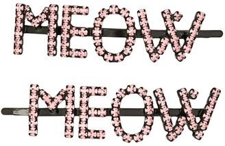 Ashley Williams Meow hair pin
