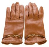 Hermes Hook Lambskin Gloves