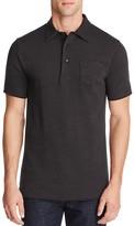 Joe's Jeans Slub Knit Regular Fit Polo Shirt