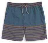 Volcom 'Divide' Geo Stripe Shorts (Big Boys)