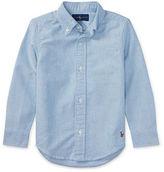 Ralph Lauren 2-7 Blake Cotton Uniform Shirt