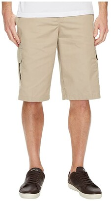 Dickies 13 Relaxed Fit Mechanical Stretch Cargo Shorts (Desert Sand) Men's Shorts