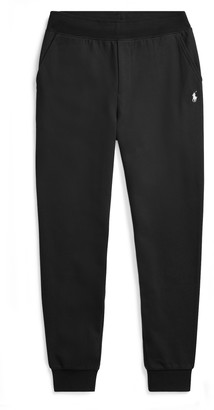Ralph Lauren Cotton-Blend Drawstring Pant