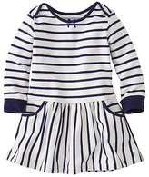 Toddler Mariner Dress In French Terry