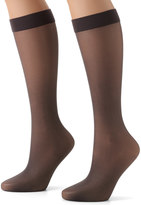 Hanes Lasting Sheer® 2-pk. Knee-Highs