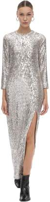 Zadig & Voltaire Zadig&Voltaire Sequined Long Dress