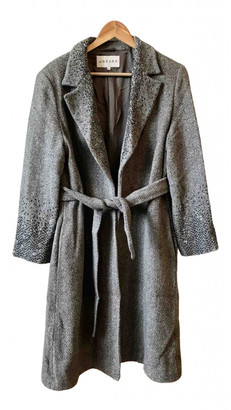 Jaeger Grey Tweed Coats