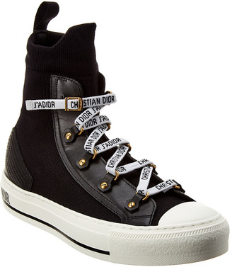 Christian Dior Walk'n'dior High-Top Sneaker