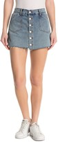 Blank NYC Blanknyc Denim Button Front Denim Skort