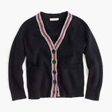 J.Crew Girls' merino cardigan sweater