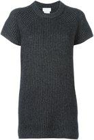 DKNY shortsleeved knit top