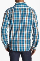 Obey 'Clifton' Plaid Flannel Shirt