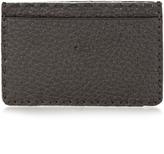 Fendi Selleria leather cardholder