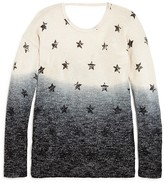 Vintage Havana Girls' Ombré Star Print Twist Back Top - Sizes S-XL