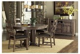 Progressive Bouldeer Creek Dining Table - Pecan Veneer