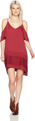 O'Neill Women's Balboa Cold Shoulder Dress