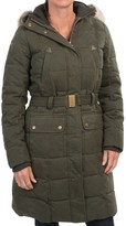 Barbour Belton Diamond-Quilted Coat (For Women)